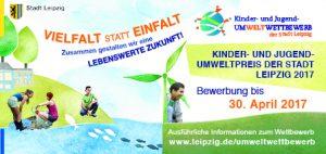 Umweltweltwettbewerb 2017-der Stadt Leipzig