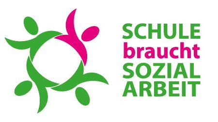 Schule braucht Sozialarbeit Logo