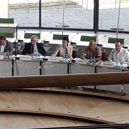 36. Sitzung - Ausschuss für Schule und Sport im Sächsischer Landtag.