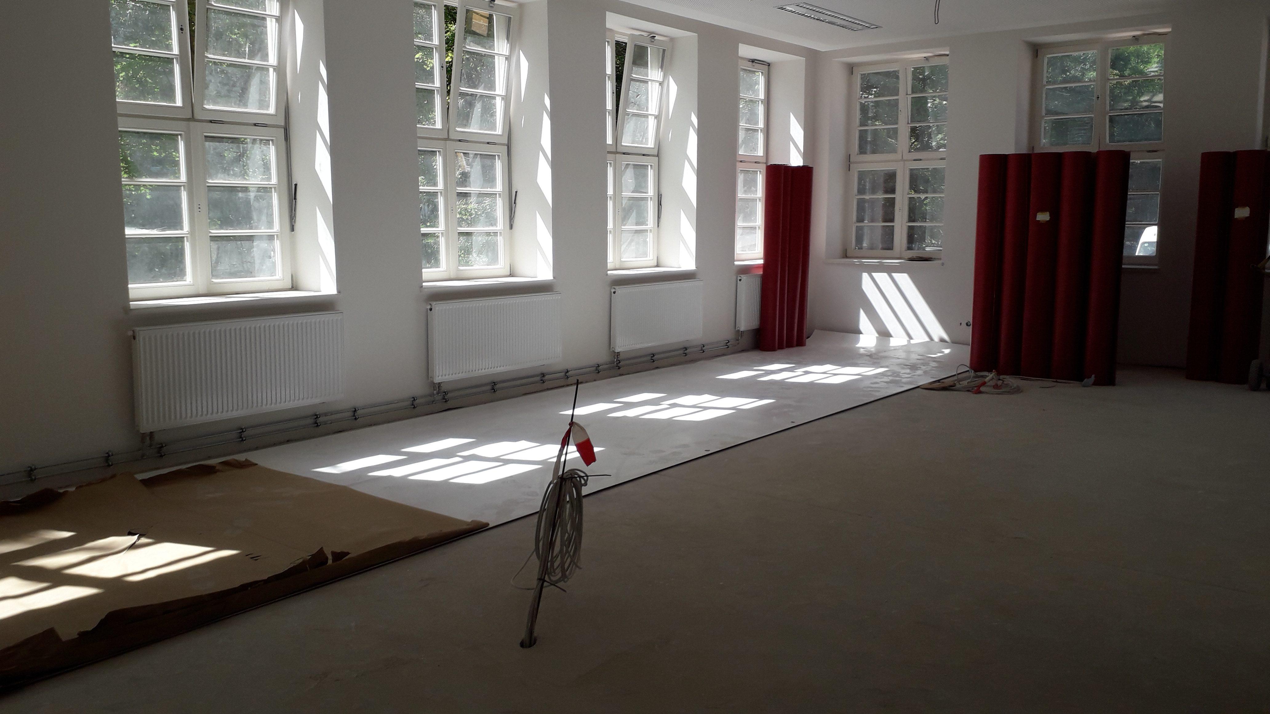 Ratzelstrße Oberschule ehemalige 55. Oberschule