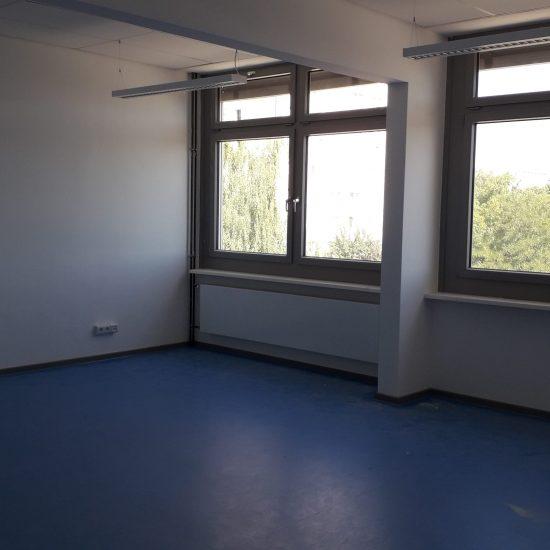künftige Georg-Schumann-Schule Klassenraum