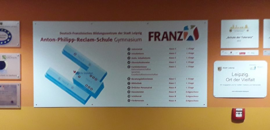 Anton-Philipp-Reclam-Schule Gymnasium der Stadt Leipzig