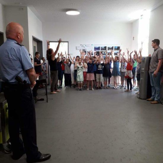 Eröffnung Mensa Schule am Auwald